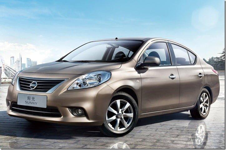Nissan-Sunny 2012