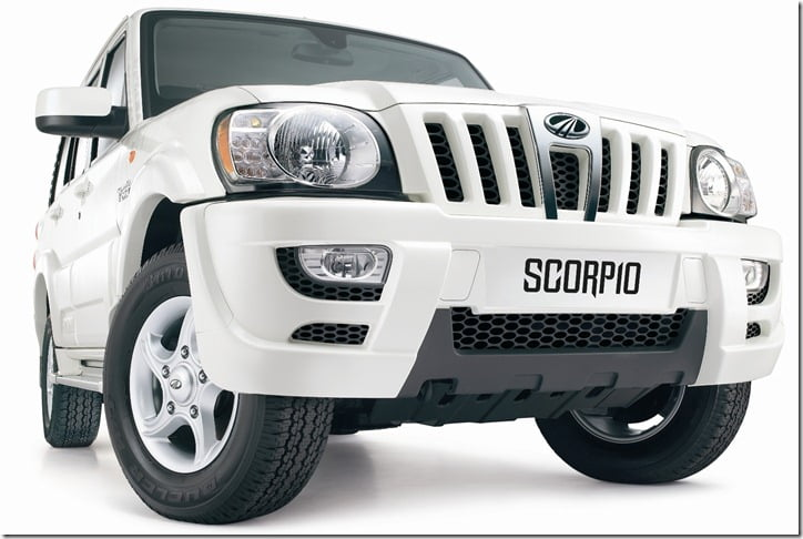 Mahindra Scorpio Automatic To Be Phased Out