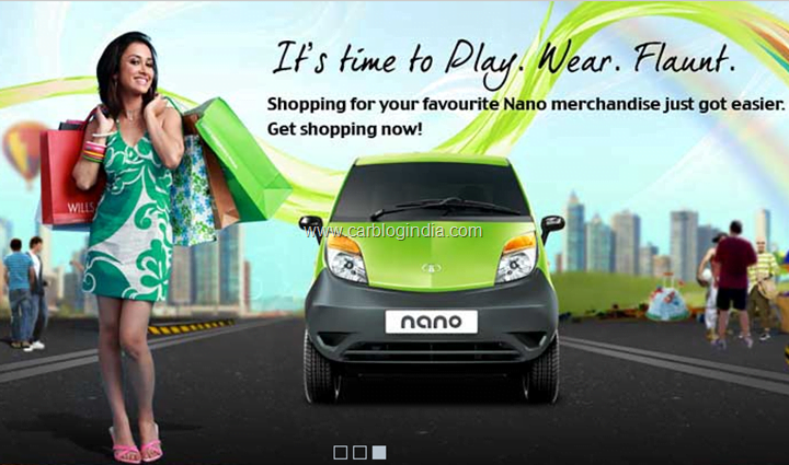Tata Nano on eBay (1)