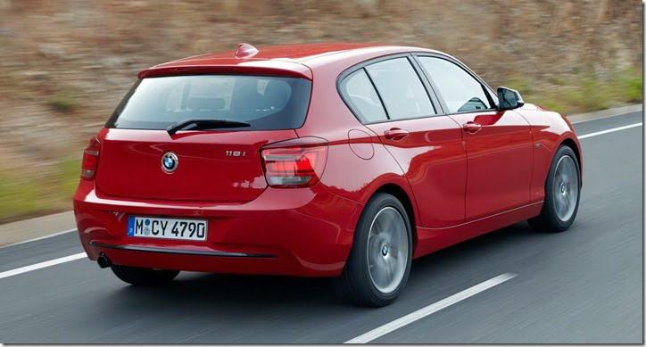 2012 BMW 114d Diesel Entry Level