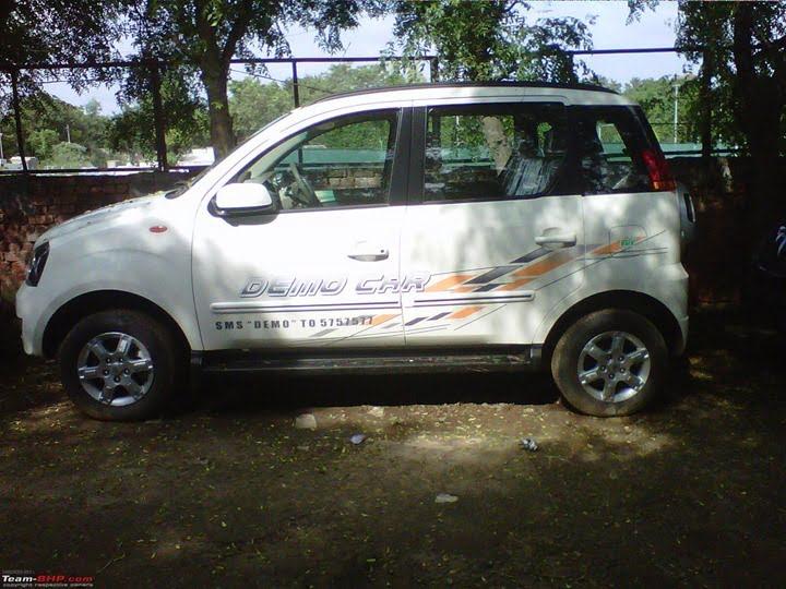 2012 Mahindra Quanto Xylo Mini Compact SUV (2)