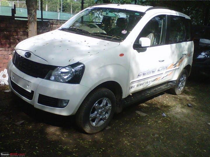 2012 Mahindra Quanto Xylo Mini Compact SUV (3)
