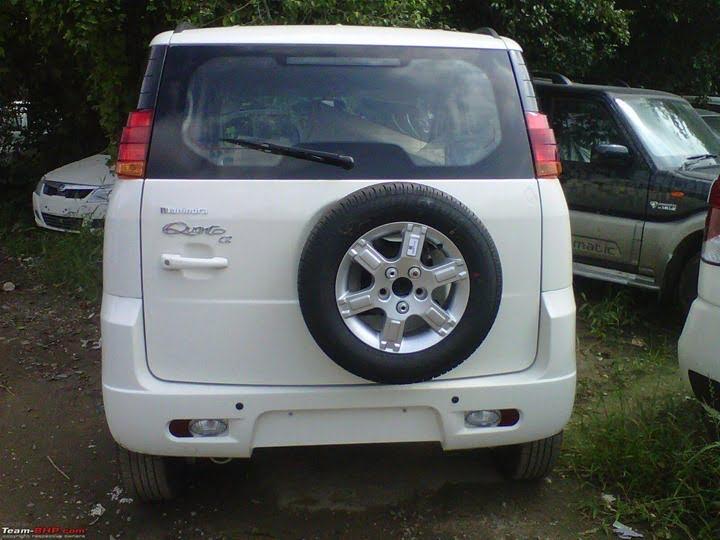 2012 Mahindra Quanto Xylo Mini Compact SUV (4)