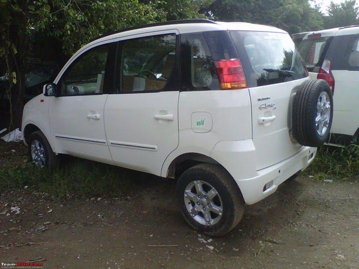 2012 Mahindra Quanto Xylo Mini Compact SUV (5)
