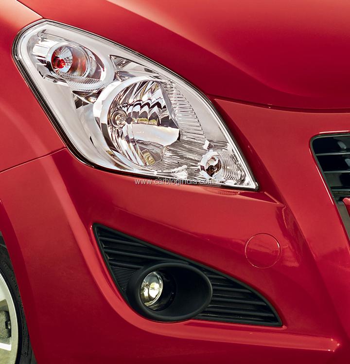 2012 Maruti Ritz Diesel new front fascia