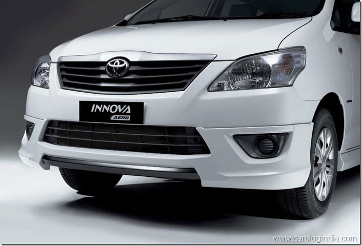 2012 Toyota Innova Aero Edition Price and Features (1)