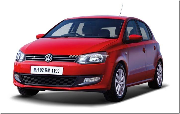 2012 Volkswagen Polo New Model