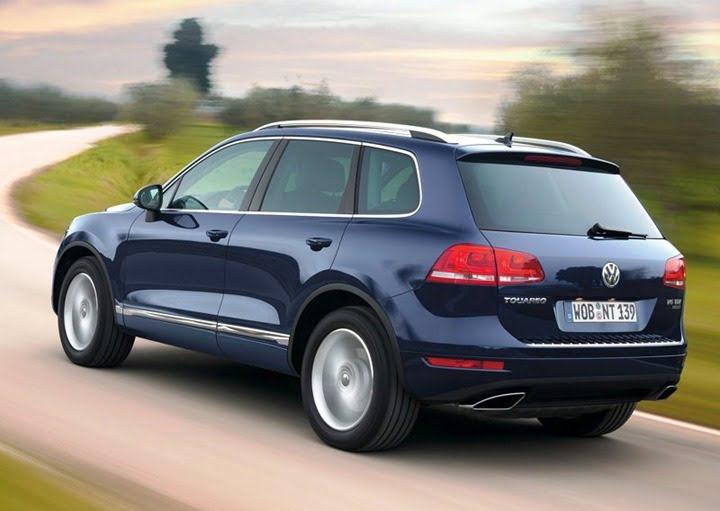 2012 Volkswagen Touareg India (2)