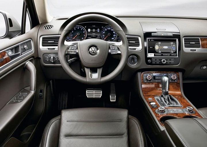2012 Volkswagen Touareg India (4)