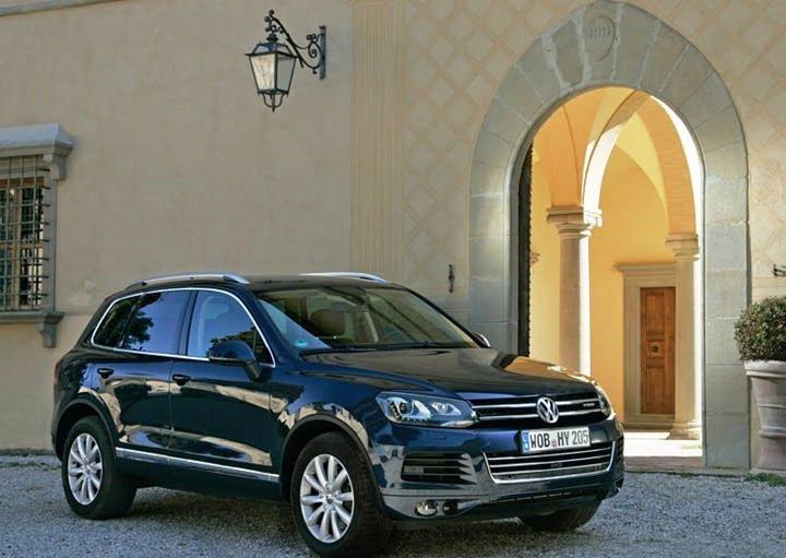 2012 Volkswagen Touareg India (7)