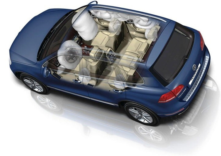 2012 Volkswagen Touareg India (9)