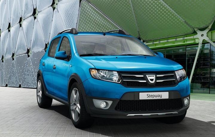 2013 Dacia Sandero Stepway Compact SUV