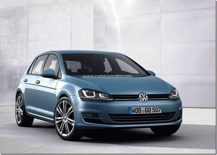 2013 Volkswagen Golf (3)