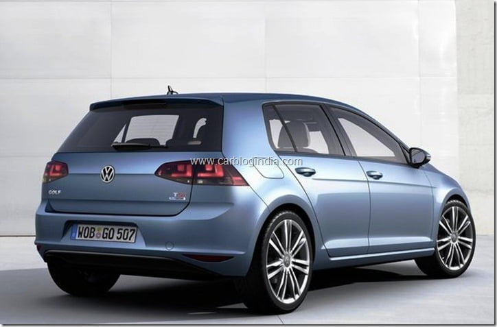 2013 Volkswagen Golf (8)