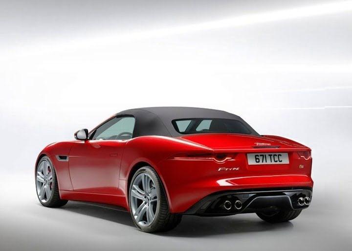 2014 Jaguar F Type (12)