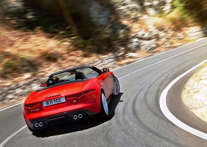 2014 Jaguar F Type (2)