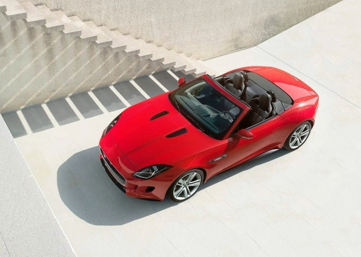 2014 Jaguar F Type (8)