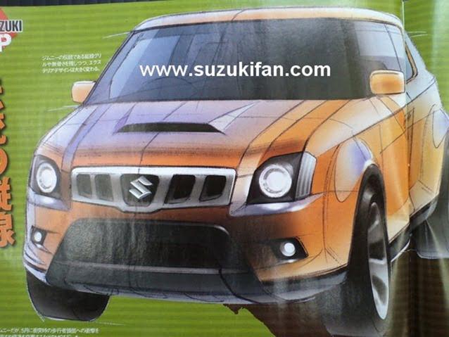 2014 Suzuki Jimmy Based on XA-Alpha