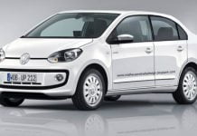 2015 Volkswagen Up Compact Sedan Featured Image