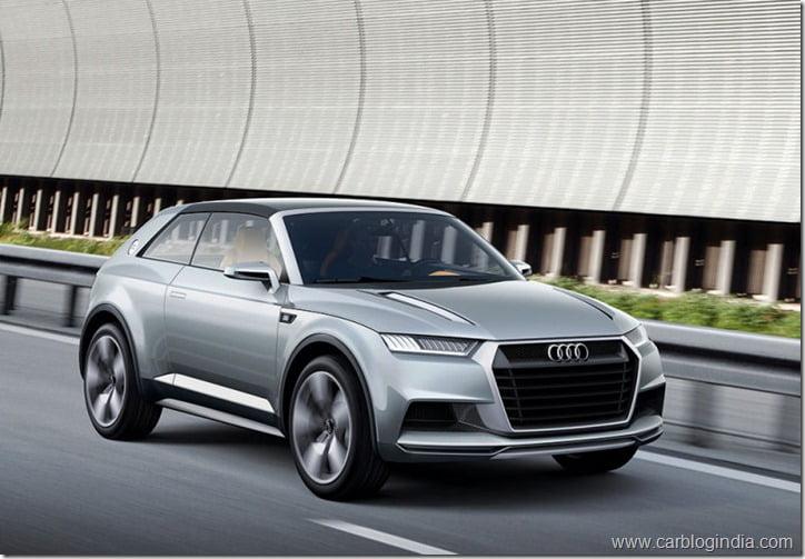 Audi Crosslane Q2 Concept SUV (1)