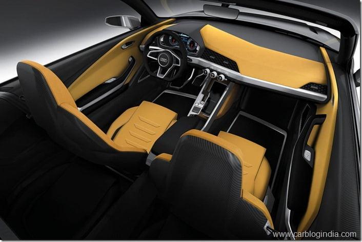 Audi Crosslane Q2 Concept SUV (11)