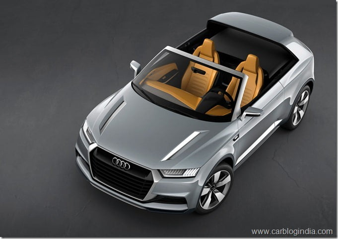 Audi Crosslane Q2 Concept SUV (12)