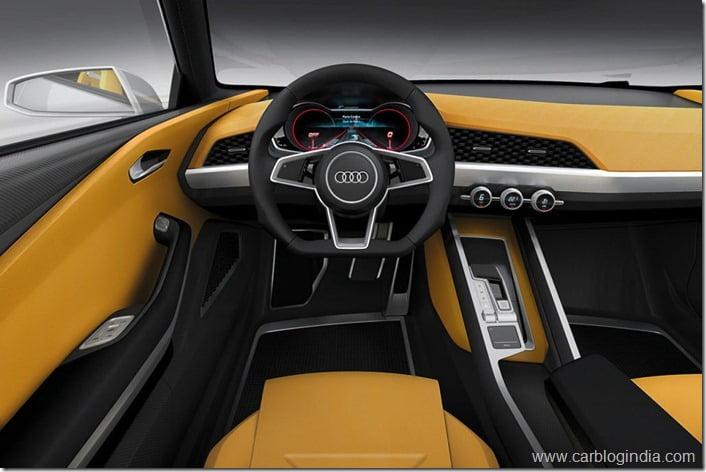 Audi Crosslane Q2 Concept SUV (13)