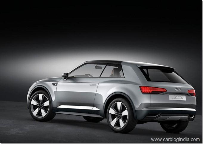 Audi Crosslane Q2 Concept SUV (18)