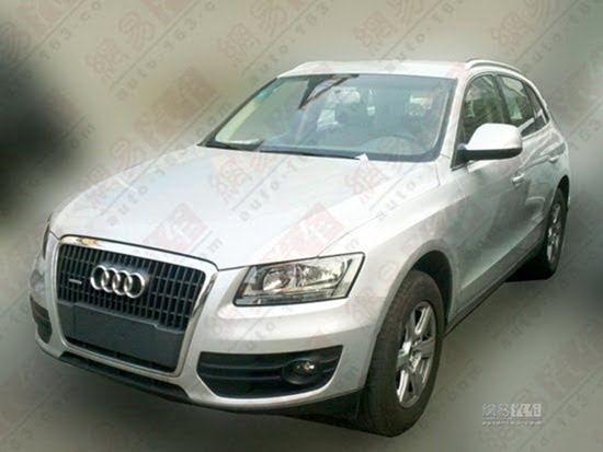 Audi Q5 Economy Variant For China
