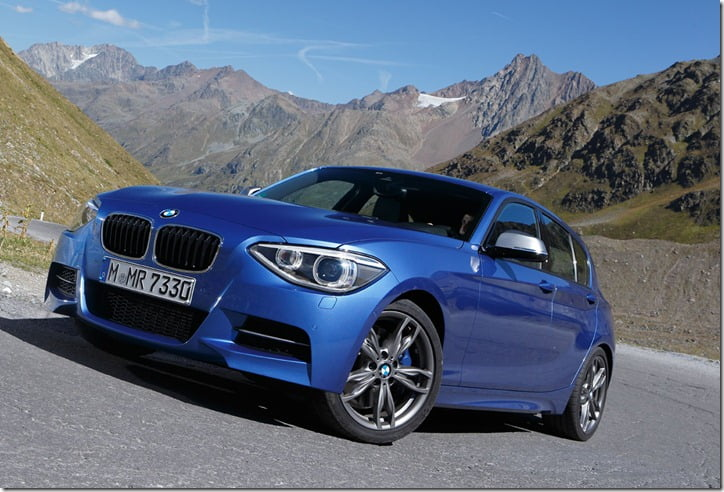 BMW 1 Series xDrive
