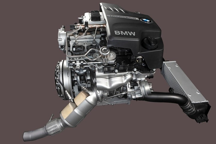 BMW 2013 TwinPower Turbo 3 Cylinder Engines (10)
