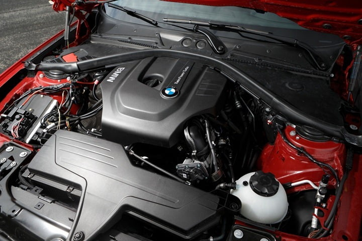 BMW 2013 TwinPower Turbo 3 Cylinder Engines (8)