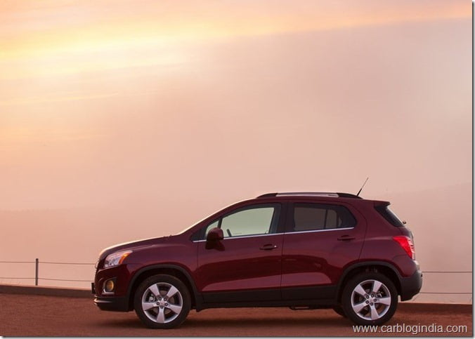 Chevrolet Trax Compact SUV (1)