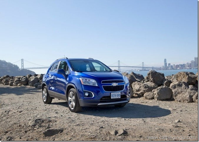 Chevrolet Trax Compact SUV (10)