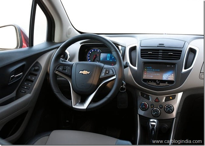 Chevrolet Trax Compact SUV (12)
