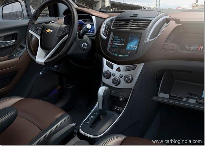 Chevrolet Trax Compact SUV (14)