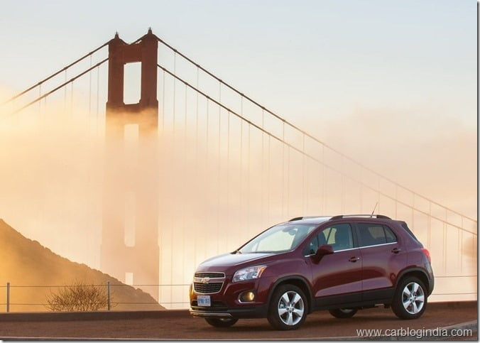 Chevrolet Trax Compact SUV (7)