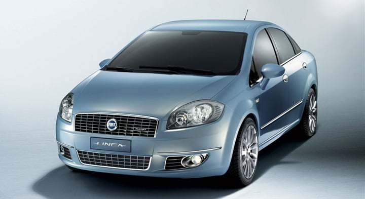 Best Used Cars in India - Fiat Linea