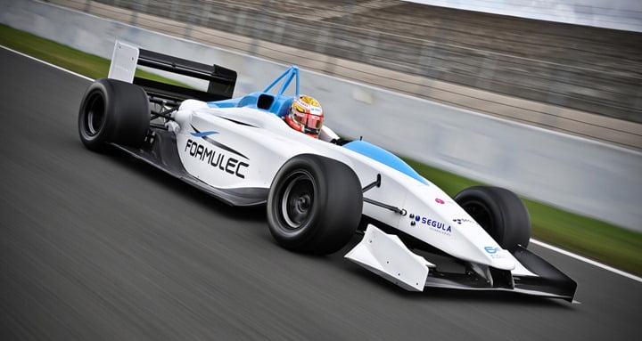 Formula EF 2012