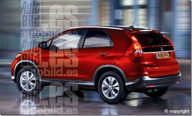Honda Compact SUV 1