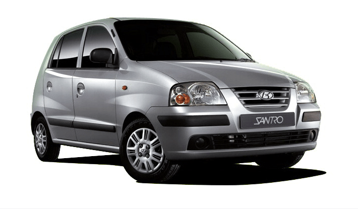 Upcoming Cars Under 10 Lakhs - Hyundai Santro
