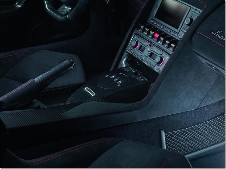 2012 Lamborghini Gallardo Facelift Interiors