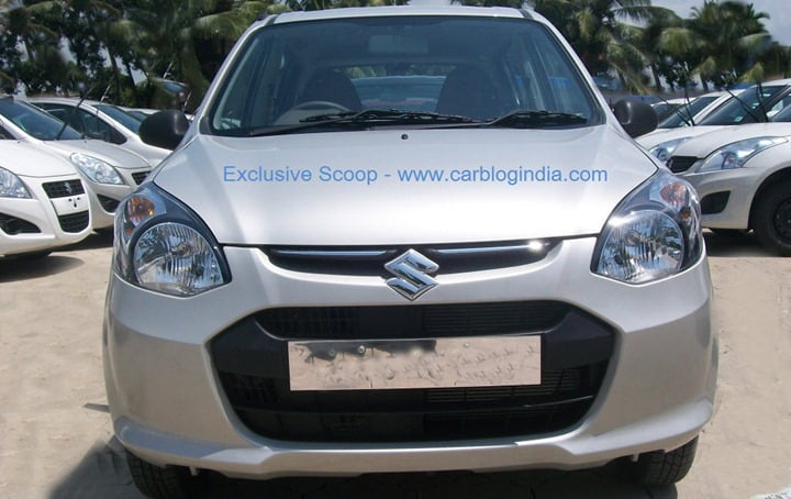 Maruti alto 800 bookings start on official website details for Maruti 800 exterior decoration