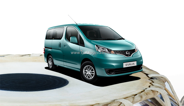 Nissan Evalia Price And Details India