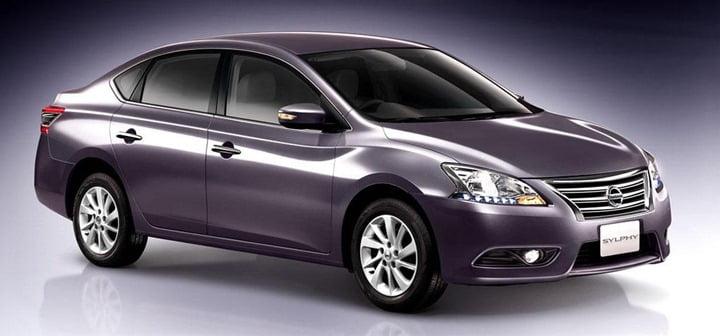 Nissan Sylply sedan