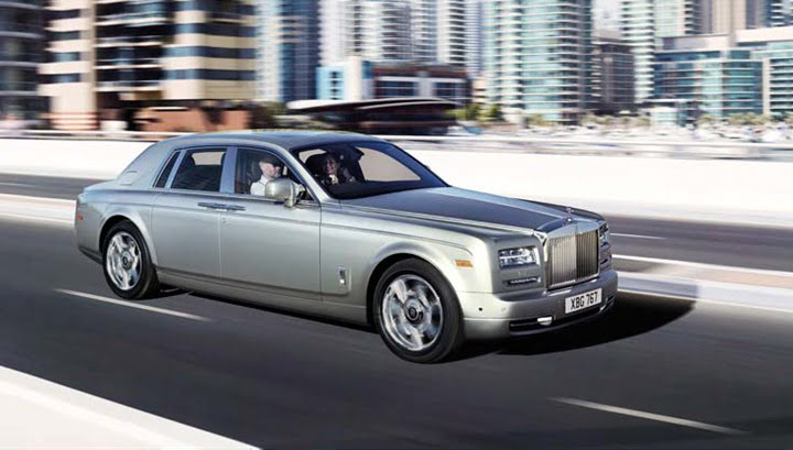 New Rolls-Royce Phantom Set to Roll Out by 2017