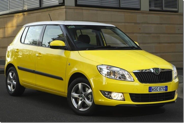 Skoda Fabia To Cost Less After Increase In Localization