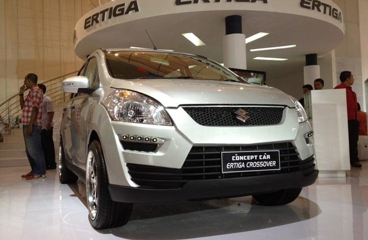 Suzuki Ertiga Concept Crossover