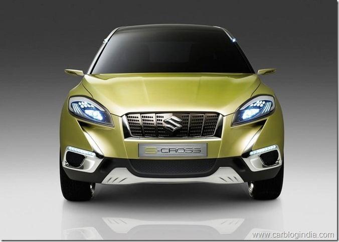 Suzuki S Scross Concept (11)