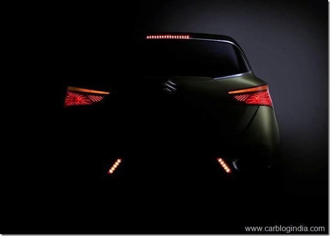 Suzuki S Scross Concept (3)
